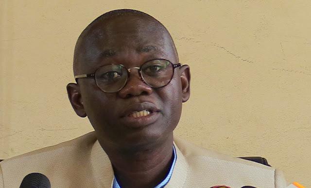 Prof Kwasi Opoku Amankwa - GES Director General