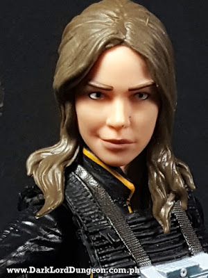 Star Wars Black Series Jaina Solo Face