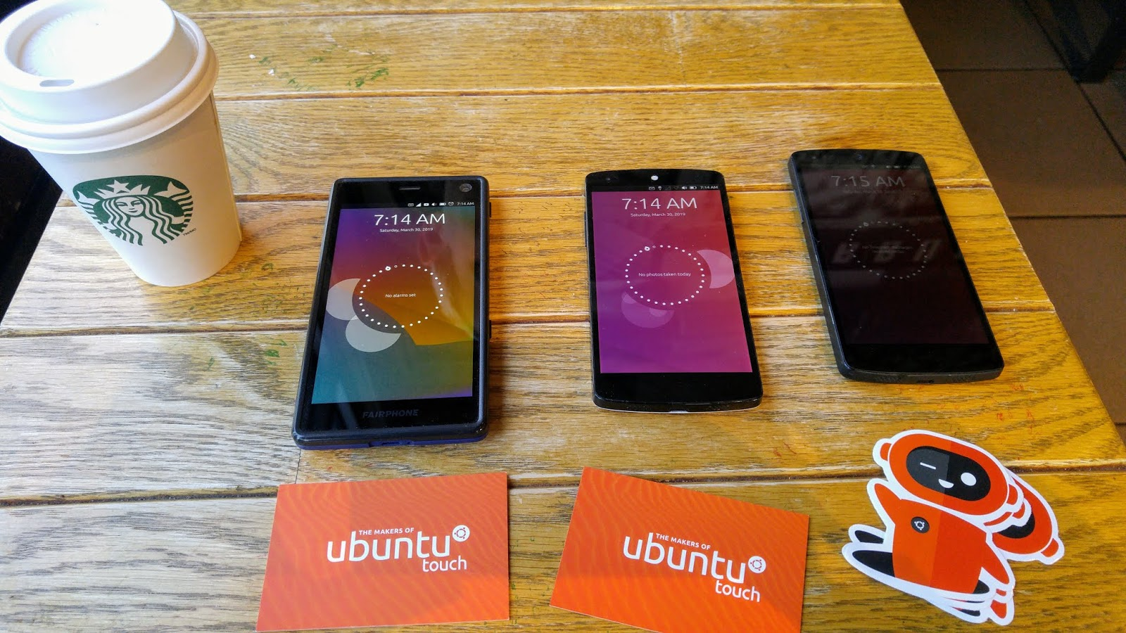 Product Discussion: UBports, Ubuntu Touch and the Fairphone over a