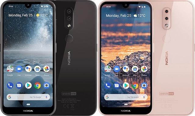 Spesifikasi, Harga, dan Kelebihan Nokia 4.2