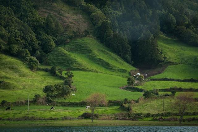 Sete Cidades, São Miguel, Azores