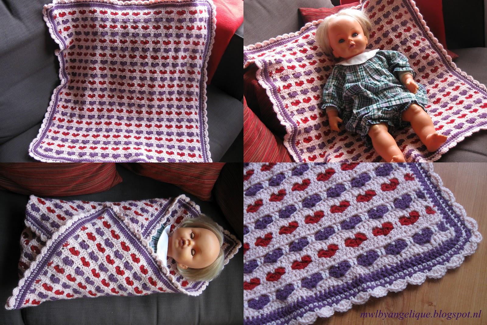 Haak Maar Aan Baby Omslagdoek Wie Helpt Er Mee