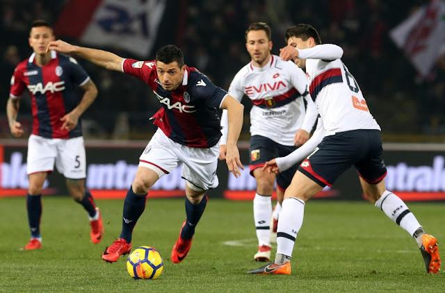 Prediksi Genoa Vs Bologna 10 Januari 2021