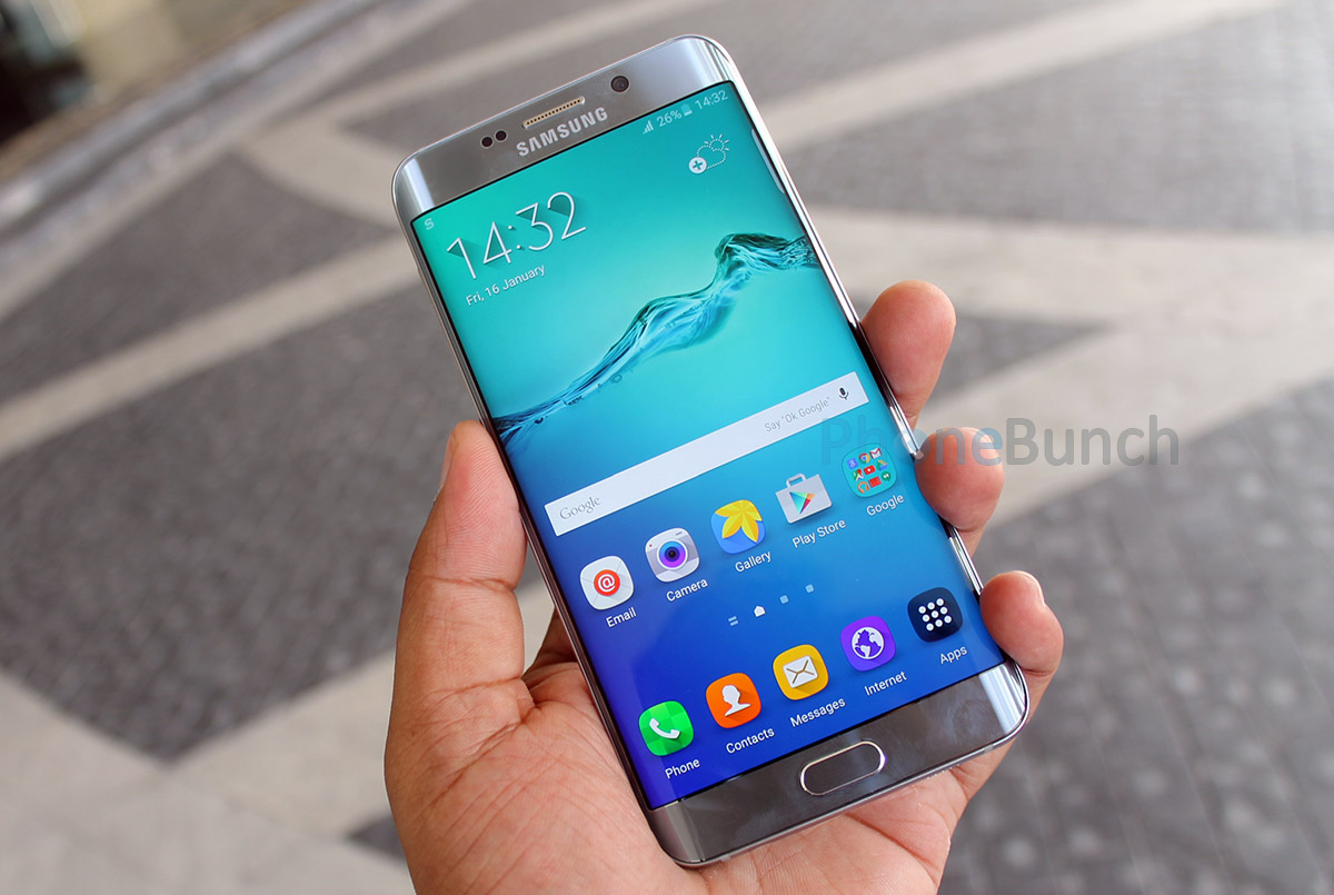 How to Update Galaxy S6 Edge SM-G925F to Android 7.1.1 Nougat Lineage OS 14.1 (Unofficial ROM)