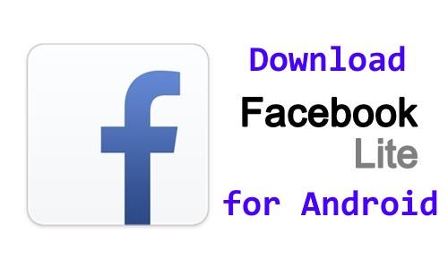 Facebook Lite Apk Download Latest Version