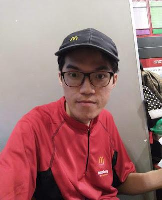 McDonald Belanja Penghantar makanan