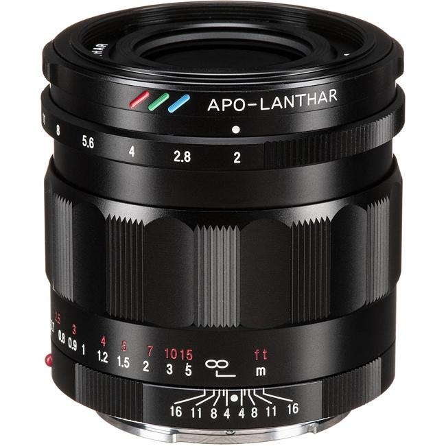 Voigtlander APO Lanthar 50mm f/2 Aspherical для Sony FE