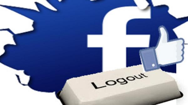 How Do You Logout Of Facebook