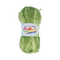 "ALPINA ""KATRIN""  цвет: 300 - яр.салатовый-св.салатовый"