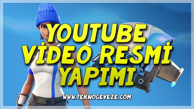 YouTube Video Kapağı Nasıl Yapılır ?