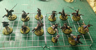 The Haradrim Raiders were finished completely