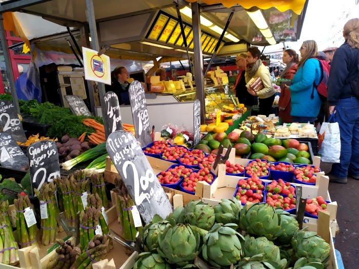 mercado en amsterdam