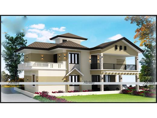 Chinchwad Pune Row House Design