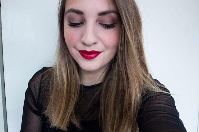 Maquillage glamour Monday Tutorial