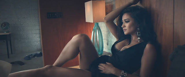 Shay Mitchell New Music Video 'Under You'