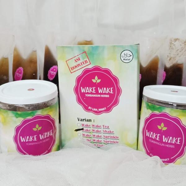 Paket New Born A Box Of Happiness, Kado Lahiran Booster ASI Wake Wake