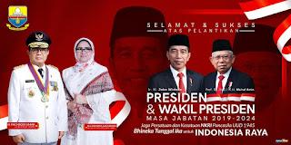 FACHRORI HARAP DIBAWAH KEPEMIMPINAN JOKOWI – MA'ARUF AMIN    INDONESIA SEMAKIN MAJU