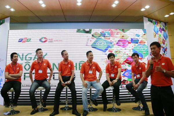 FPT Cùng Google Và Microsoft Xây Dựng Hệ Sinh Thái