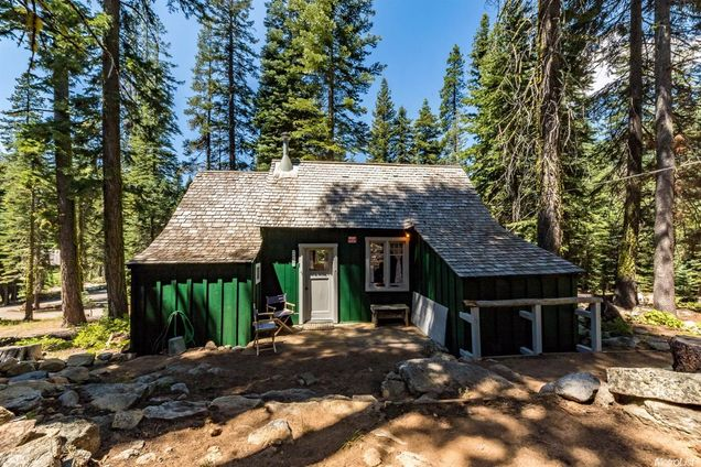 Tiny House Town 500 Sq Ft Forest Service Cabin