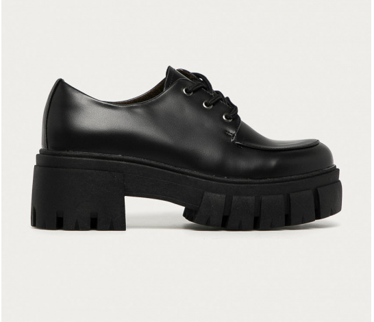 Pantofi casual cu talpa groasa moderni