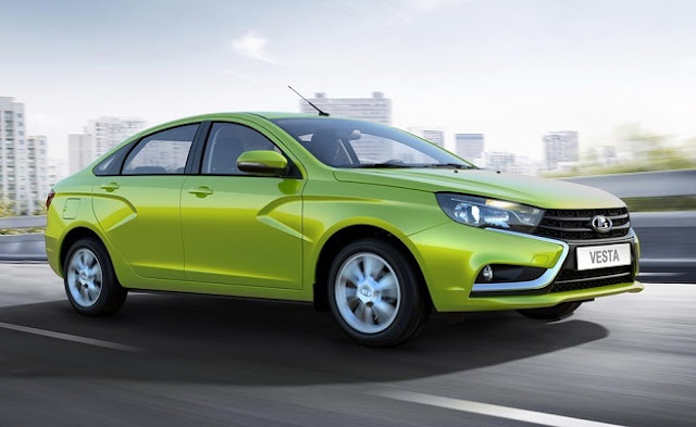 Lada Vesta price in Germany