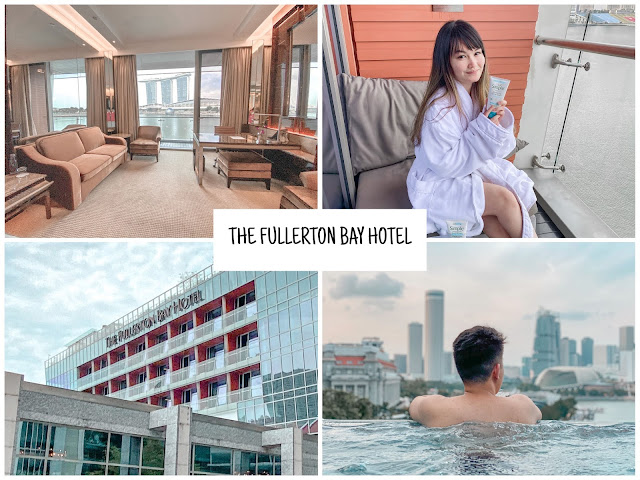 the fullerton bay hotel staycation review