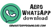 Aero WhatsApp the latest version 10.0.2 Anti-Ban Apk for android 2020.