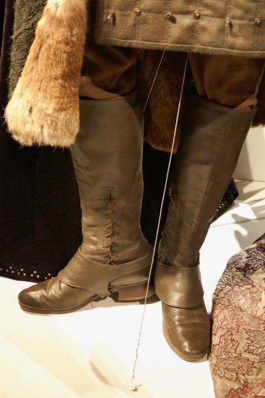 Arya Stark boots Game of Thrones