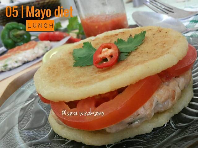 menu diet mayo yang murah