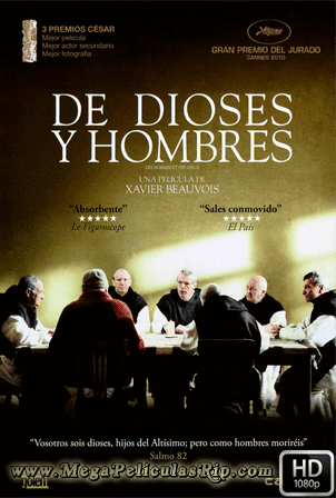 De Dioses Y Hombres [1080p] [Castellano-Frances] [MEGA]