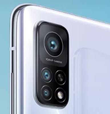 Kamera Xiaomi Mi 10T