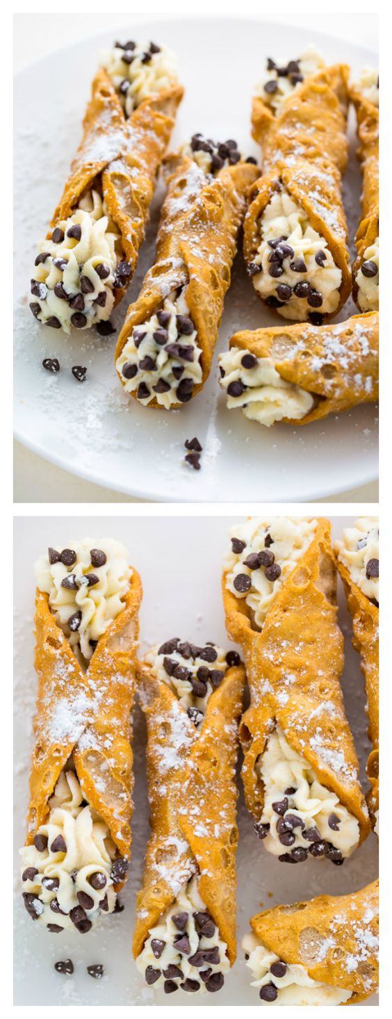 5-Ingredient Cannolis #healthyrecipeseasy #healthyrecipesdinnercleaneating #healthyrecipesdinner #healthyrecipesforpickyeaters #healthyrecipesvegetarian #HealthyRecipes #HealthyRecipes #recipehealthy #HealthyRecipes #HealthyRecipes&Tips #HealthyRecipesGroup  #food #foodphotography #foodrecipes #foodpackaging #foodtumblr #FoodLovinFamily #TheFoodTasters #FoodStorageOrganizer #FoodEnvy #FoodandFancies #drinks #drinkphotography #drinkrecipes #drinkpackaging #drinkaesthetic #DrinkCraftBeer #Drinkteaandread