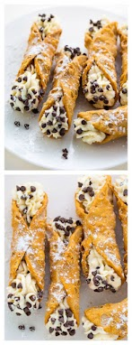 5-Ingredient Cannolis