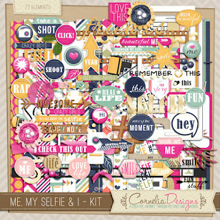 Me, My Selfie & I by Cornelia Designs