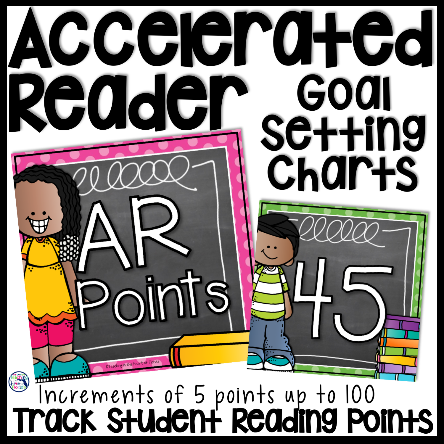 Using Accelerated Reader Goal Setting Charts to Motivate ...