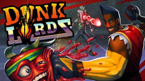 لعبة Dunk Lords xbox