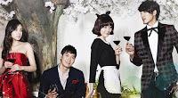 drama korea romance town