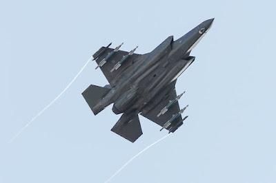 Italian F35 beast mode