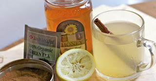 Burn 6 Pounds By Drinking This Delicious Lemon Drink