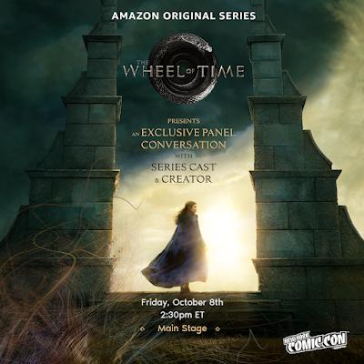 NYCC 2021 Amazon Prime Wheel of Time Panel