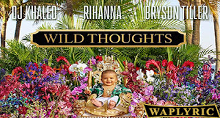 Wild Thoughts Lyrics | Dj Khalid