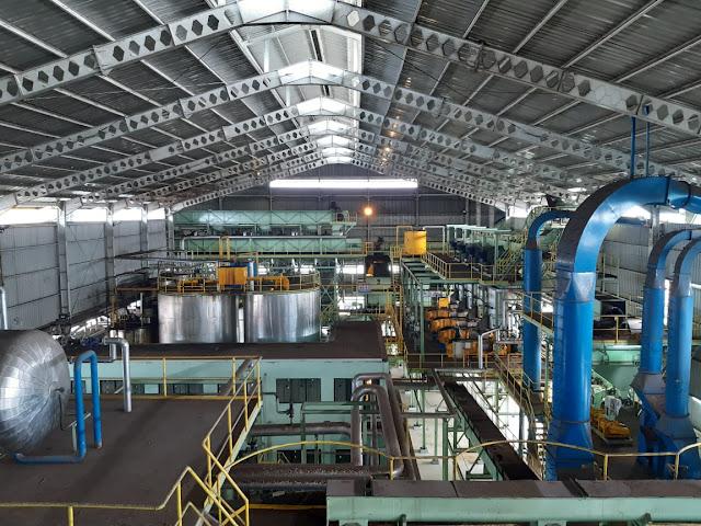 Pabrik Kelapa Sawit 2020