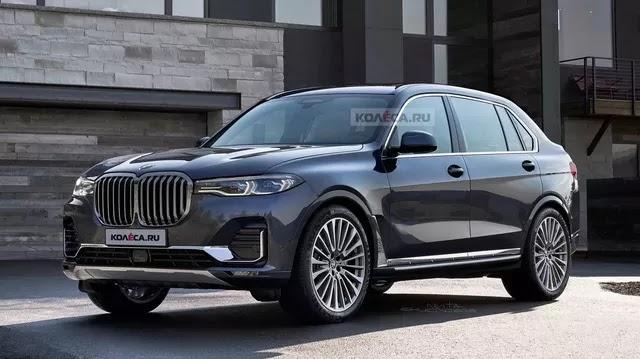 BMW X8 M - SUV siêu lớn, siêu sang, siêu hiệu suất
