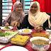 Makan Laksa Johor di Rumah Sis Lin