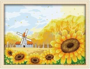 Tranh son dau so hoa o Vinh Hung