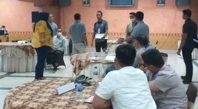 Pemilihan Ketua Perbasi Jambi Diskors