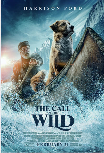 The Call of The Wild is Coming to Theaters February 21st +  Activities, Printables and More!
