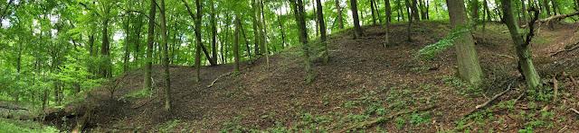 grodzisko wczesnośredniowieczne w Kociałkowej Górce
