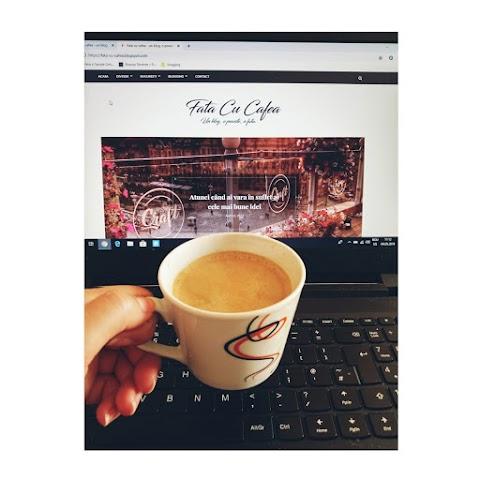 Sunt fericită! 11 ani de blog și cafea!