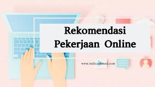 kerja online 2020